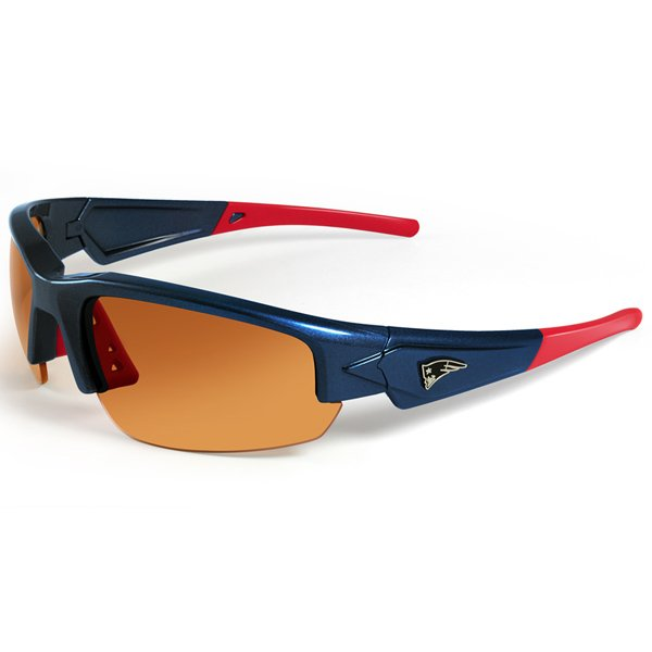 Patriots Dynasty2 Sunglasses-Navy/Red
