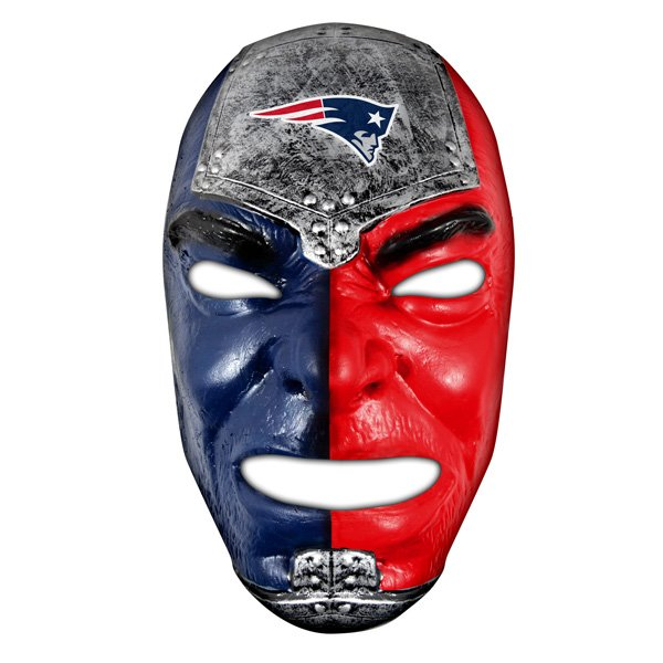 Patriots Fan Face Mask II