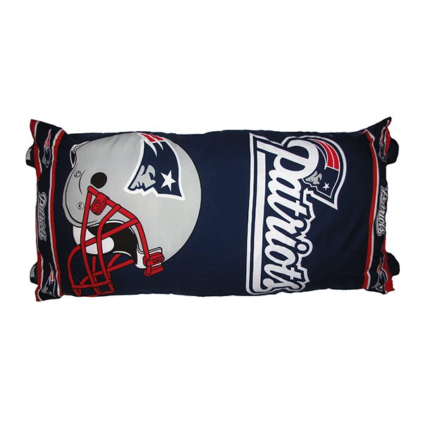Patriots Folding Body Pillow