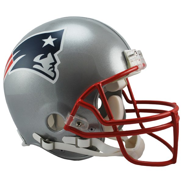 Patriots Fullsize Authenthic Helmet
