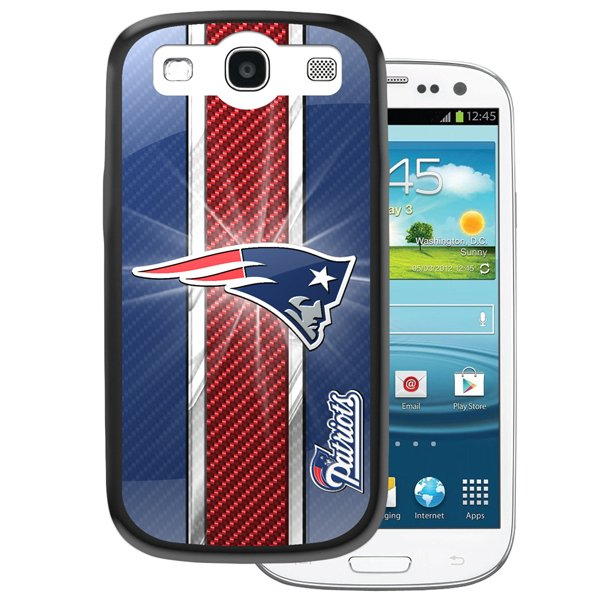 Patriots Galaxy S3 Hard Shell Case