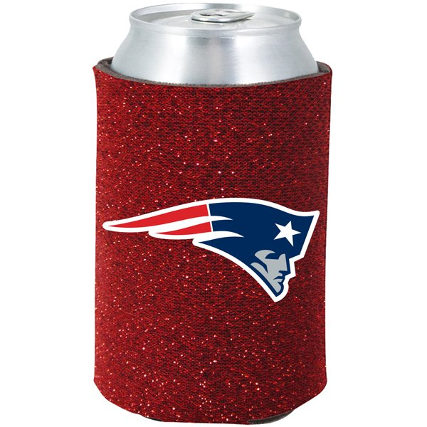 Patriots Glitter Coolie-Red