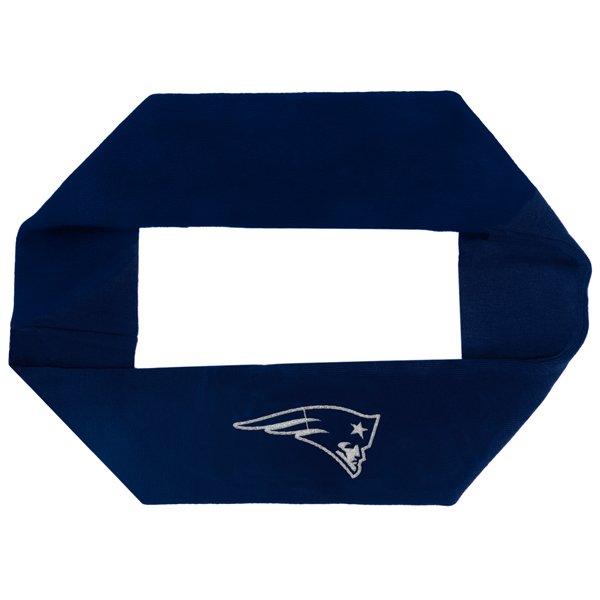 Patriots Glitter Infinity Scarf