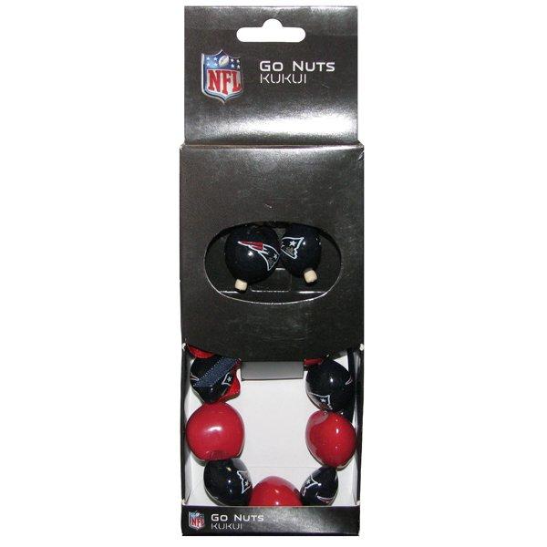 Patriots Kukui Earring/Bracelet Combo