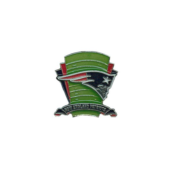 Patriots Logo Field Pin
