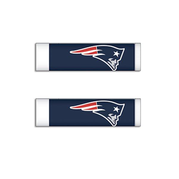 Patriots Logo SPF15 Lip Balm-2pk
