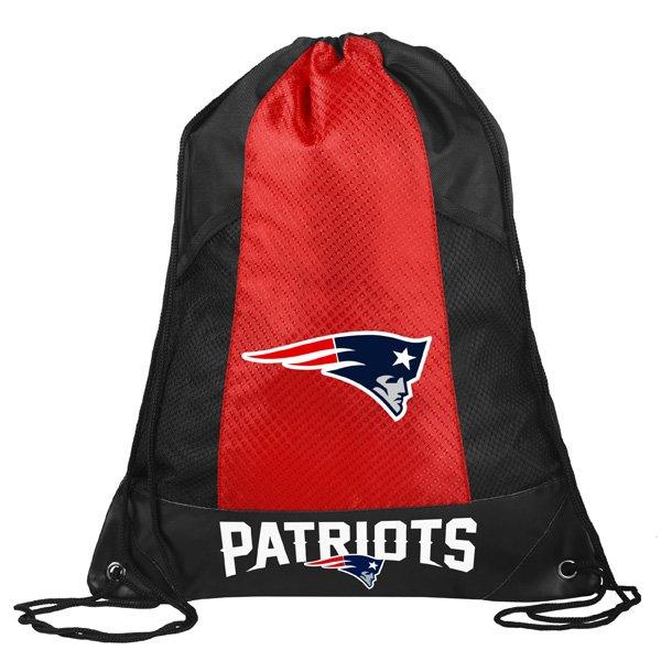 Patriots Mesh Pocket Drawstring Sack