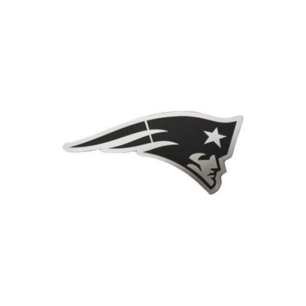 Patriots Metallic Decal