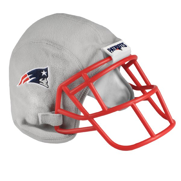 Patriots Plush Helmet Hat