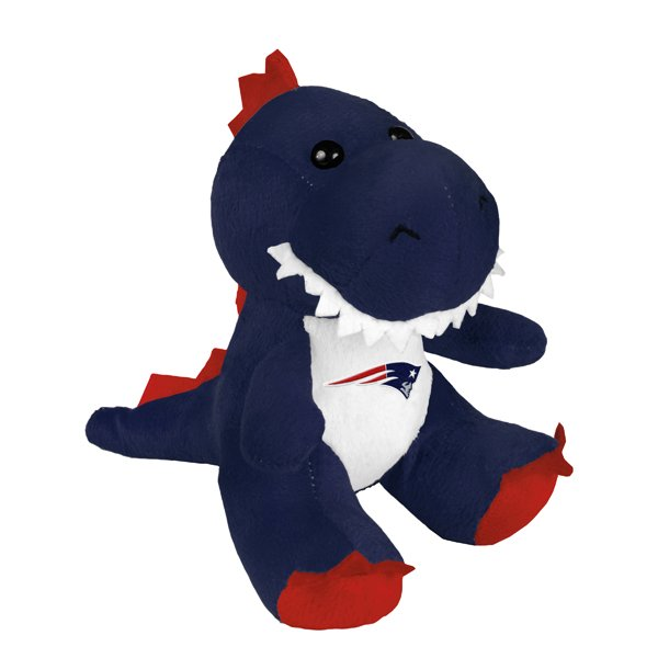 Patriots Plush T-Rex