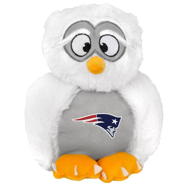 Patriots Plush White Owl