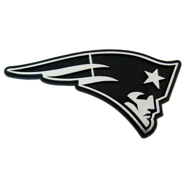 Patriots Premium Metal Emblem