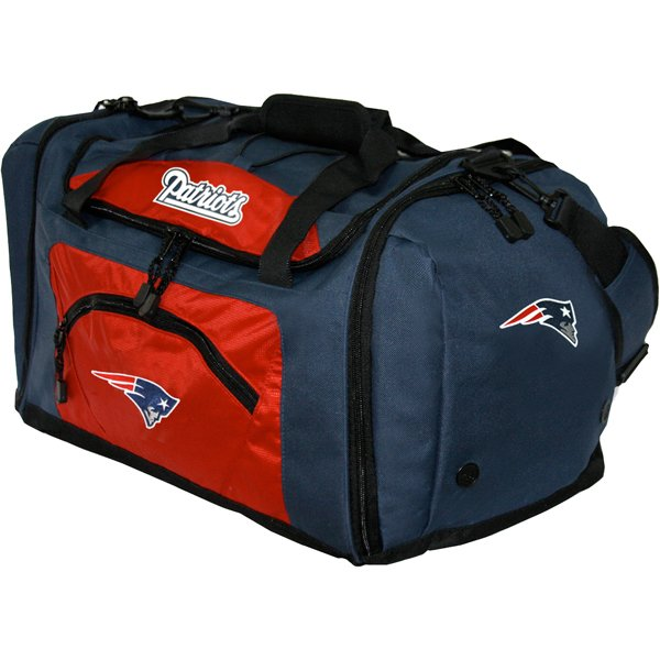 Patriots RoadBlock Duffle Bag