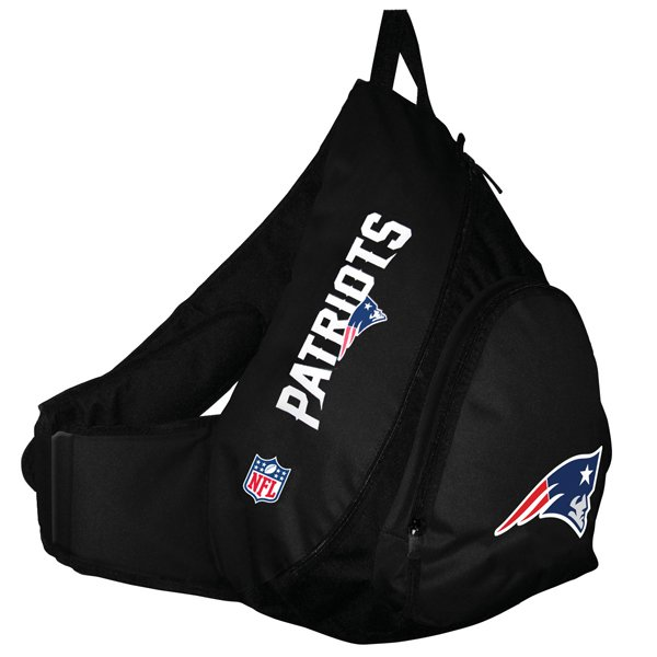 Patriots Slingback Pack-Black