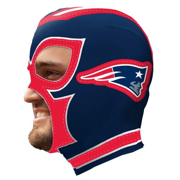 Patriots Spandex Fan Mask