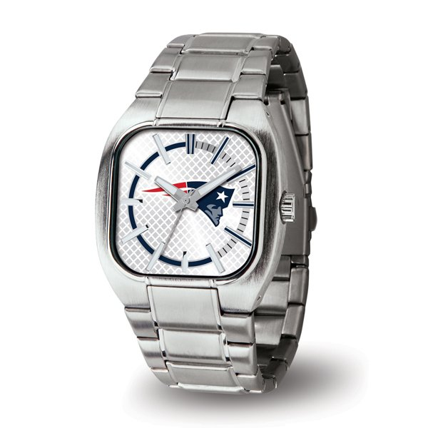 Patriots Sparo Turbo Watch-Silver