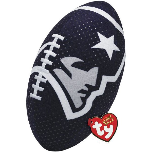 Patriots Rush Zone Plush Football