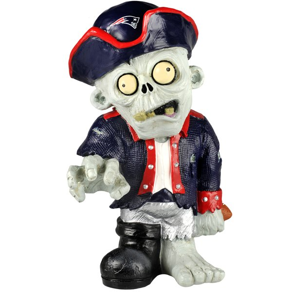 Patriots Thematic Zombie Figurine