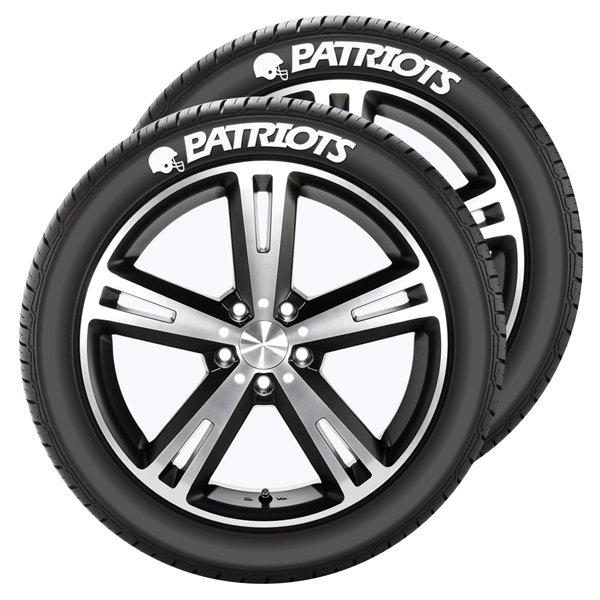 Patriots Tire Tatz