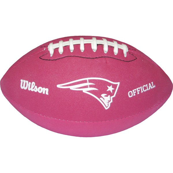 Patriots Pink Hope Football