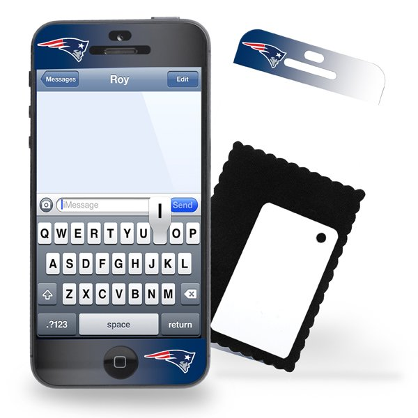 Patriots iPhone Screen Protector-2pk
