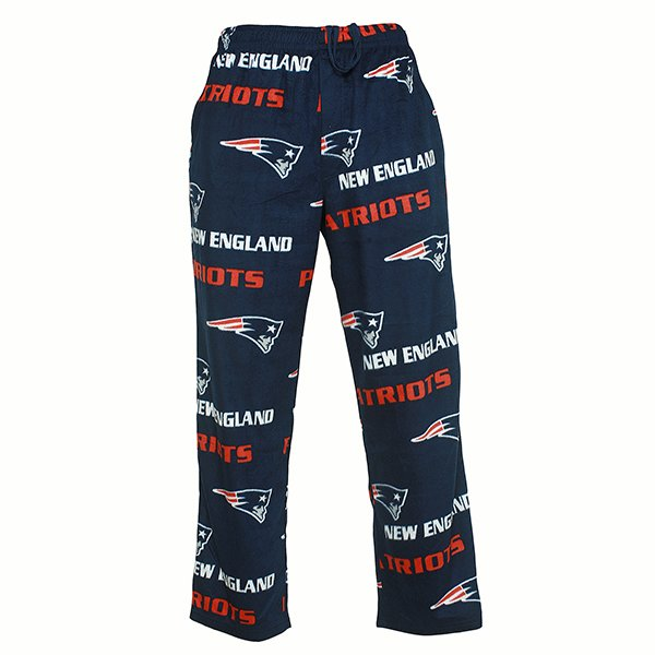 Patriots Facade Fleece Pant-Navy