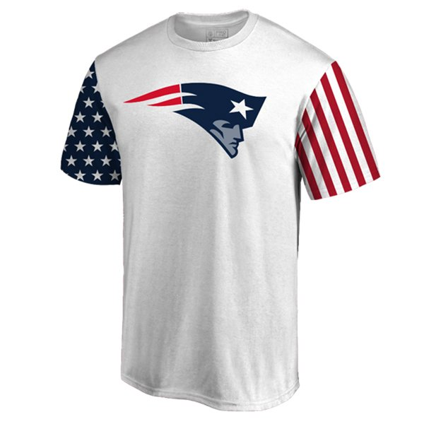 Fanatics Stars and Stripes Tee