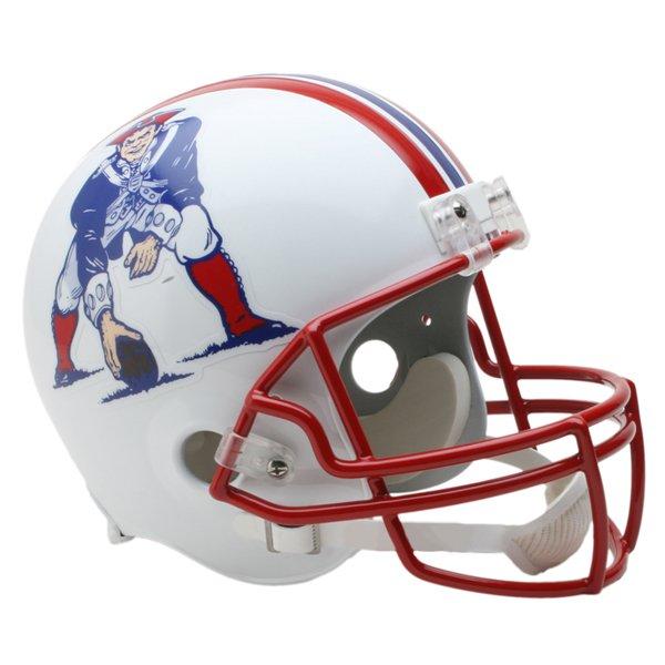 Patriots Fullsize Throwback Replica Helmet
