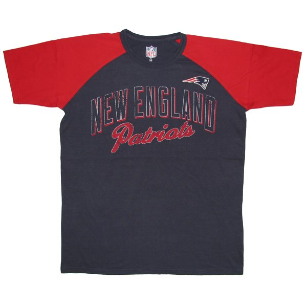 GIII Free Agent Top-Navy/Red