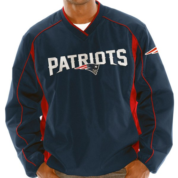GIII Hat Trick Pullover Jacket-Navy