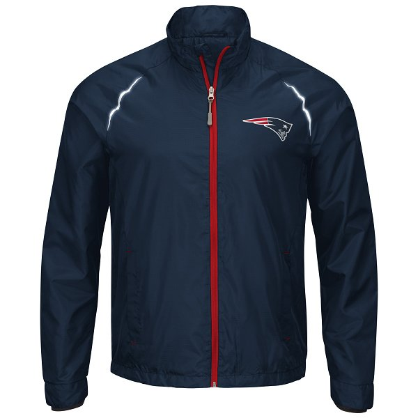 G-III Interval Full Zip Light Weight Jacket-Navy