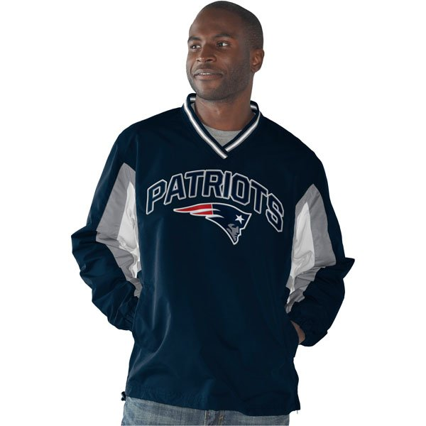 GIII Powerplay Pullover Jacket-Navy