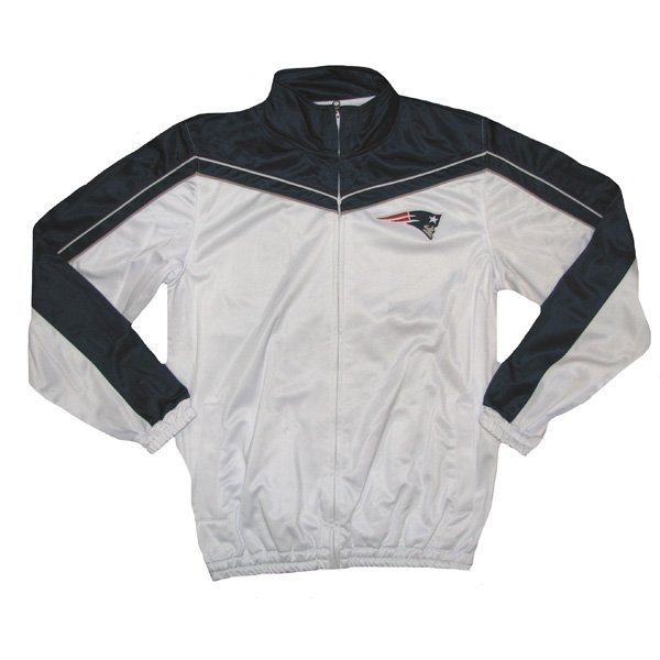 GIII Primetime Track Jacket-White