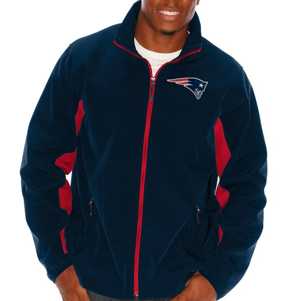 GIII Strong Side Full Zip Jacket-Navy