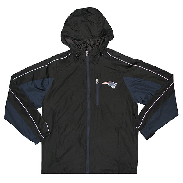 GIII Veteran Full Zip Light Weight Jacket-Black
