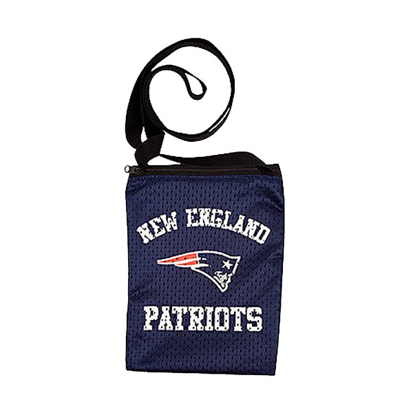 Patriots Game Day Pouch