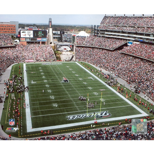 Gillette Stadium 8x10 Photo