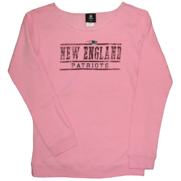 Girls Flashdance Sweatshirt-Pink