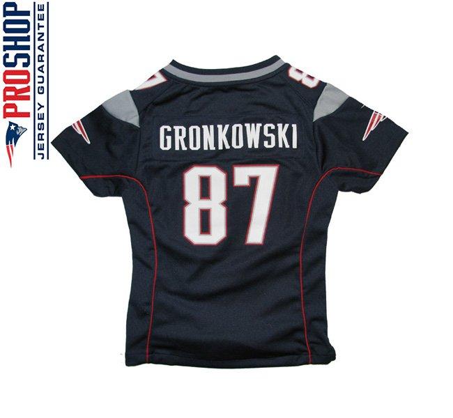 Girls Nike Rob Gronkowski Jersey-Navy