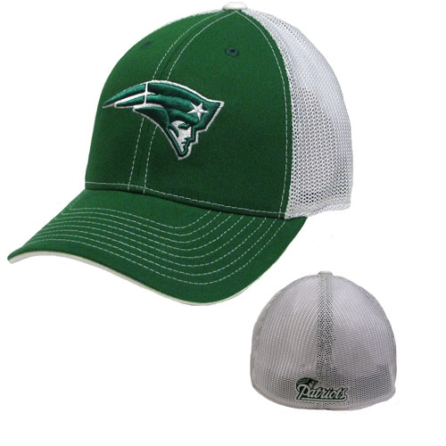 Truth Green/White Mesh Back FlexFit Cap