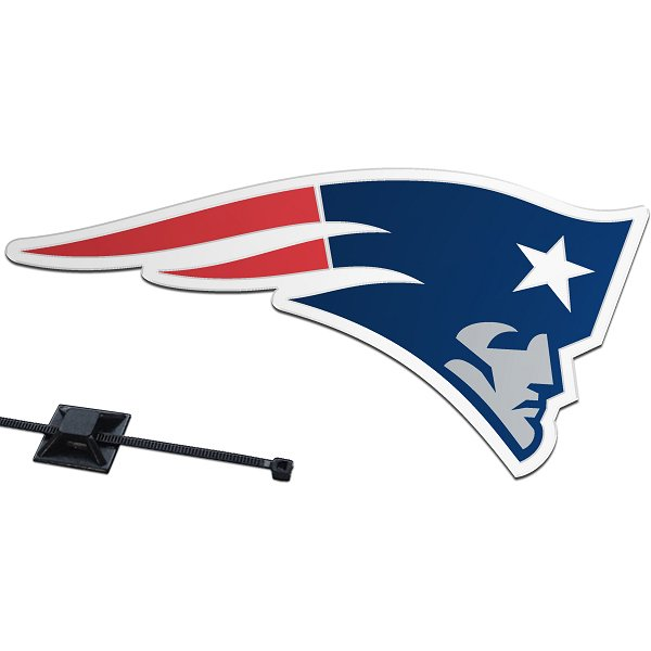 Patriots Grill Badge