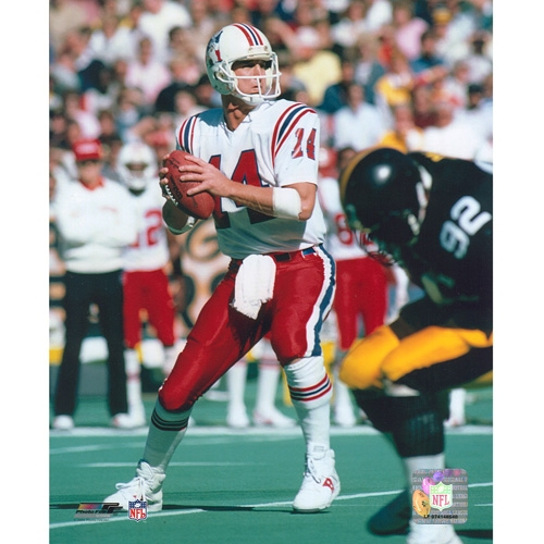 Steve Grogan 8x10 Carded Photo