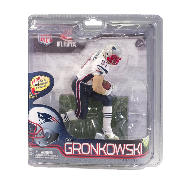 Gronkowski 12 Series 29 Action Figure