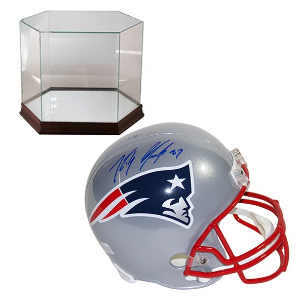 Rob Gronkowski Signed Authentic Helmet w/Case