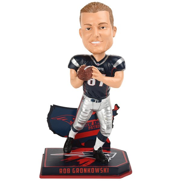 Gronkowski Nation Bobble Head