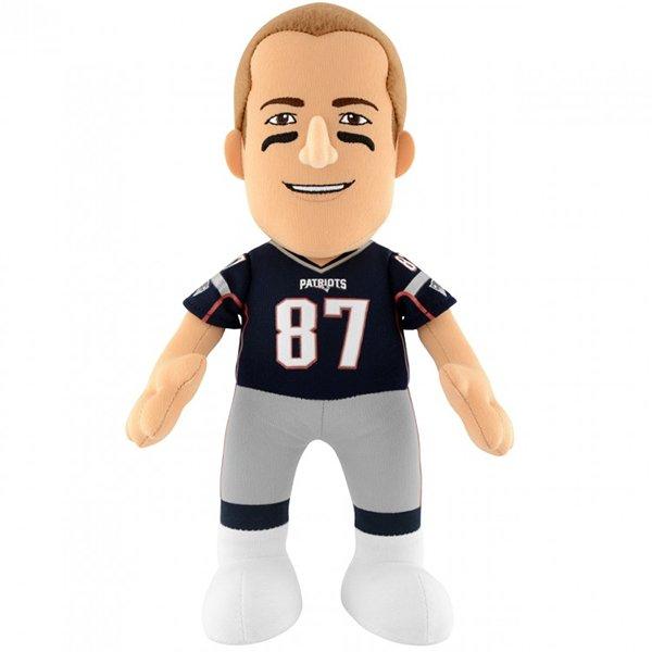 10 Inch Rob Gronkowski Plush Toy