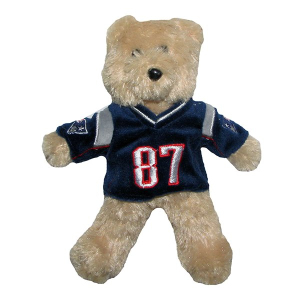 Rob Gronkowski #87 Jersey Bear