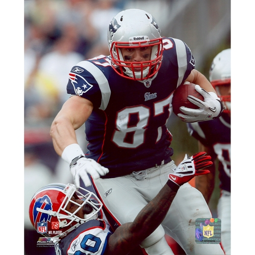 Rob Gronkowski 8x10 Card Photo