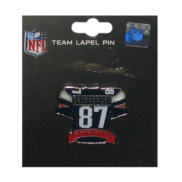 Rob Gronkowski Jersey Pin