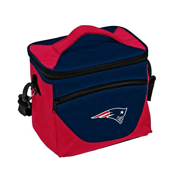 Patriots Half Time Lunch Cooler-Navy